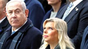 İsrail'de günün argümanı: Netanyahu'nun karısı Mossad'a bile karışıyor