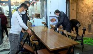 İstanbul'da kademeli normalleşme: iş yerleri geceden hazırlık yaptı
