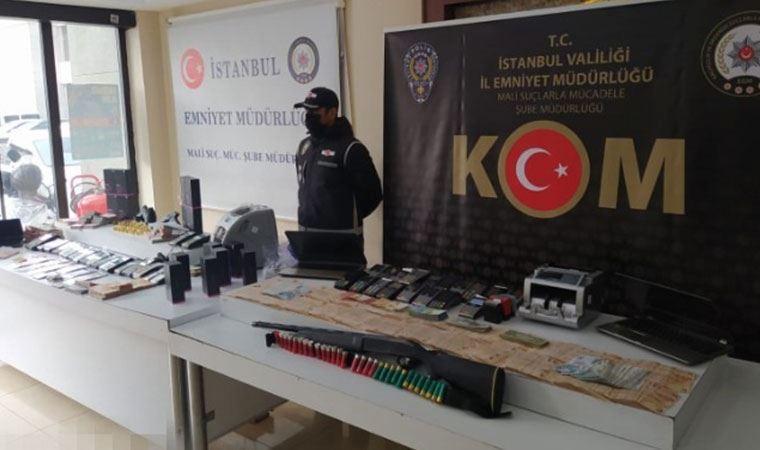 İstanbul'da tefeci operasyonu: 26 gözaltı
