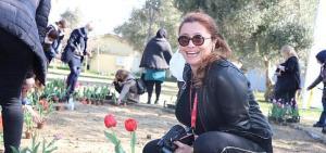 İzmir İl Gıda Tarım ve Hayvancılık Müdürlüğü'nde Kadınlar Günü kutlaması