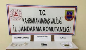 Kahramanmaraş'ta uyuşturucuya 11 gözaltı