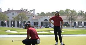 Kaza geçiren ünlü golfçü Woods'tan ilk mesaj