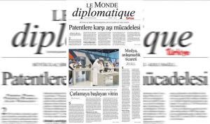 Le Monde Diplomatique Türkiye'nin on dördüncü sayısı Cumhuriyet'le birlikte…