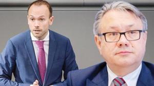 Maske yolsuzluğu Almanya'yı salladı