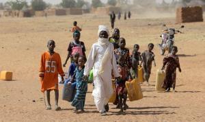 Nijerya'da 26 milyon çocuk suya erişimde güçlük çekiyor