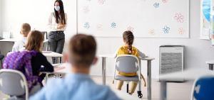 Okullarda öğrenci, öğretmen ve tüm çalışanları Covid – 19'dan korumak mümkün!