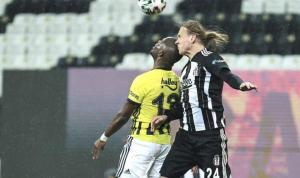 PFDK'dan Beşiktaş'a sosyal mesafe cezası