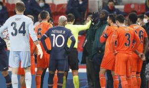 PSG – Başakşehir maçındaki hakemin cezası belli oldu