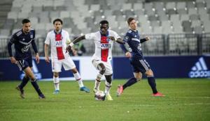 PSG, deplasmanda Bordeaux'u mağlup etti!
