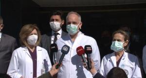 Rasim Öztekin'in doktorundan açıklama: Hayati tehlikesi devam ediyor