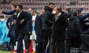 """Rizespor maçı sonrası flaş açıklama! """"Fatih Terim atılmalıydı"""""""