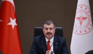 Sağlık Bakanı Koca, Nevruz Bayramı'nı kutladı