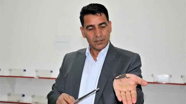 Şanlıurfalı Akrep Ali: Gören kaçıyor o tesisini kurdu