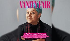 Serra Yılmaz 48 başarılı kadınla Vanity Fair kapağında!