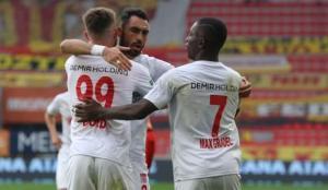 Sivasspor'un ligde 8 maçtır bileği bükülmüyor
