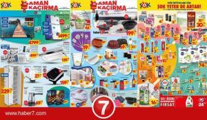 ŞOK 10 Mart Aktüel Ürünler Kataloğu! Su arıtma cihazı, televizyon, cep telefonu züccaciye…