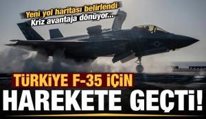 Son dakika: Türkiye F-35 için harekete geçti! Kriz avantaja dönüyor…