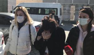 Sosyal medyada şehitlere hakaret ettiği öne sürülen Yonca B. gözaltına alındı