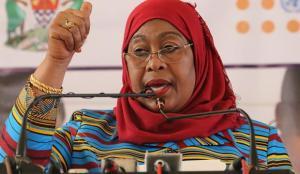 Tanzanya'nın ilk kadın Devlet Başkanı görevine başladı