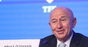 TFF Başkanı Özdemir: 2023'te Süper Lig'de kadın hakemlerimize yer vermeyi hedefliyoruz
