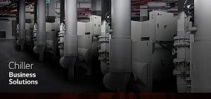 Toplu Yaşam Alanları ve Endüstriyel Tesislere Etkili Soğutma: LG Chiller