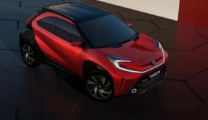 Toyota Aygo X Prologue konsepti tanıtıldı