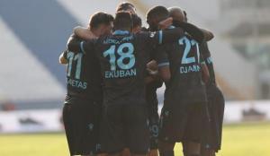 Trabzonspor'un hedefi ilk dört!