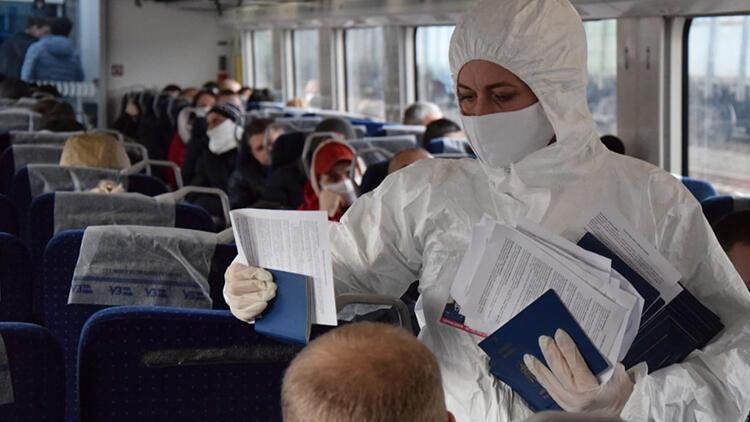 Ukrayna'da 2021'in en yüksek olay sayısı