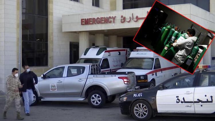 Ürdün'de dehşetli olay! Hastanede oksijen bitince hastalar öldü, sıhhat bakanı istifa etti