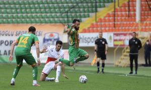 Yanal ve Antalyaspor, 2021 yılındaki ilk yenilgisini aldı