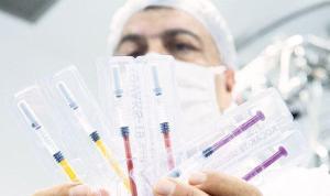 Yerli aşıda önemli aşama