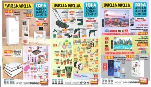 A101 15 Nisan Aktüel Ürünler Kataloğu!