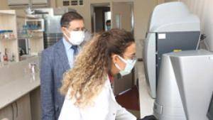 Akdeniz Üniversitesi'nde koronavirüse karşı ilaç ve aşı adayı geliştirildi