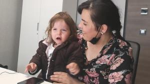 Bosnalı Majra annesinin sesini ilk kez Türkiye'de duydu