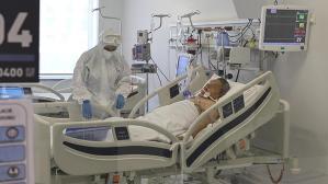 Burası Ankara Şehir Hastanesi! İbretlik kareler… 'Tam kapanma önemli bir seçenek'