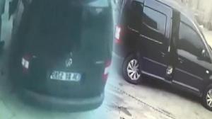 Esenyurt'ta 80 bin liralık akü hırsızlığı! İş yeri sahibi isyan etti