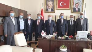 FETÖ'den Yargılılanan Genel Müdür, Duruşmadan Önce AKP'li Elitaş'ı Meclis'te Ziyaret Etmiş