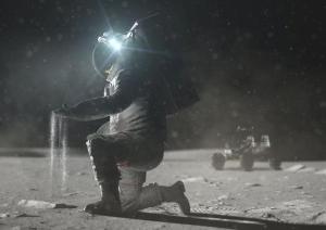 ???? NASA'nın Ay'a Astronot İndirecek Uzay Aracını SpaceX Yapacak