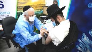 Nüfusun Yüzde 53'ü İki Doz Aşı Oldu: İsrail'de 10 Aydan Sonra İlk Kez 24 Saat İçinde Covid-19'dan Ölen Olmadı