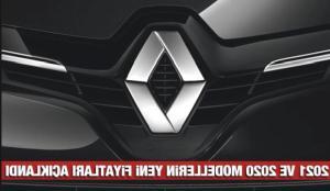 Renault araç modelleri 2021 Nisan ayı güncel fiyat listesi: Yeni Clio Megane Talisman fiyatı