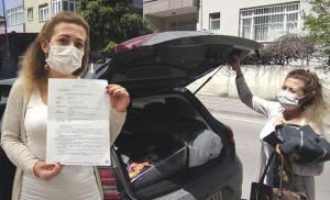Şiddet Gördüğü Eski Sevgilisinden Tehditler Alan Yasemin, Korkudan Otomobilde Yaşıyor