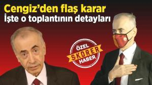 Son dakika Galatasaray haberleri: Galatasaray Başkanı Mustafa Cengiz'den flaş karar! İstifa…