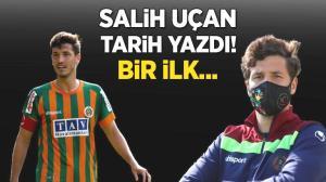 Son dakika haberi – 5 gollü müthiş düelloda Salih Uçan tarihe geçti! Bir ilk…