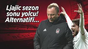 Son Dakika Haberi: Beşiktaş'ta Adem Ljajic'in bileti kesildi! İşte yerine gelecek isim