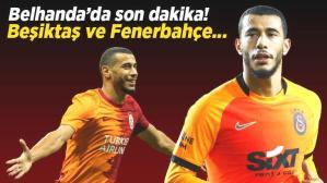 Son dakika transfer haberleri: Galatasaray ile yollarını ayıran Belhanda için olay iddia! Beşiktaş ve Fenerbahçe…