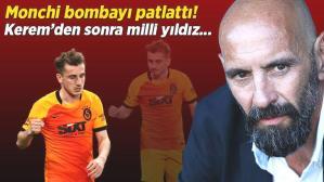 Son dakika transfer haberleri: Monchi, Kerem Aktürkoğlu'nun ardından milli yıldızın peşine düştü!