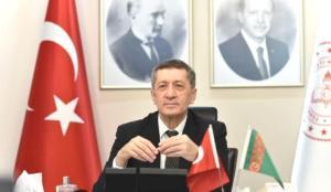 Türkmenistan ile eğitimde karşılıklı tecrübelerimizi paylaşmaktan mutluluk duyacağız