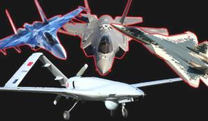 Al Jazeera'den dikkat çeken Türkiye haberi! 'Su-57, Su-35, F-35 ve SİHA'lar…'