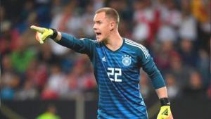 Almanya'da Ter Stegen, EURO 2020'de forma giyemeyecek