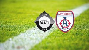 Altay Altınordu maçı ne zaman, saat kaçta, hangi kanalda? Şifresiz mi?